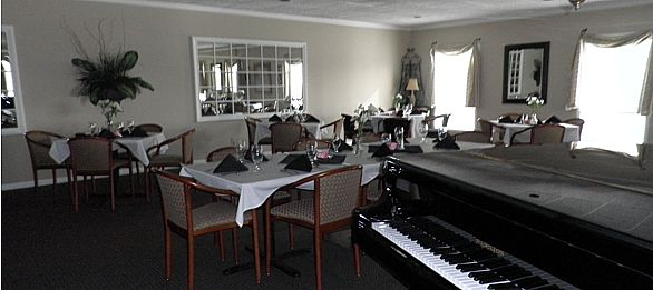 The dining room macomb country club for Dining room operations